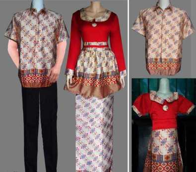 Model baju sarimbit Ibu dan Anak Perempuan terbaru