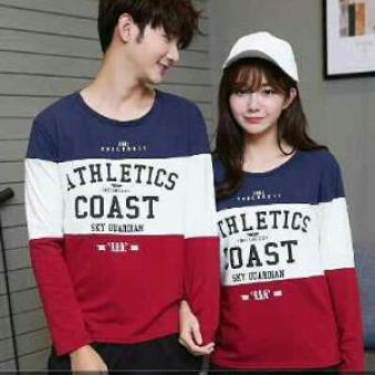 model baju batik couple lengan panjang Terbaru
