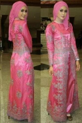 model baju kebaya modern untuk wanita gemuk Terbaru