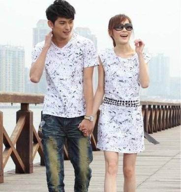 Model Baju Couple Kondangan Remaja Terbaru