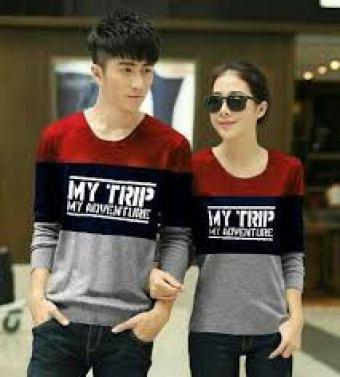 Model baju kembar dengan pasangan kekasih Terbaru