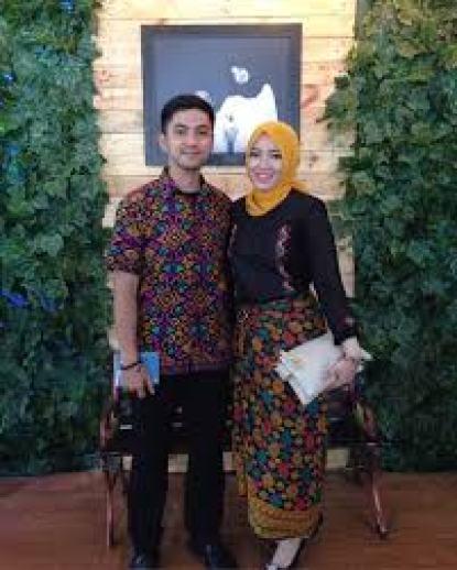 Model baju batik untuk lebaran Terbaru