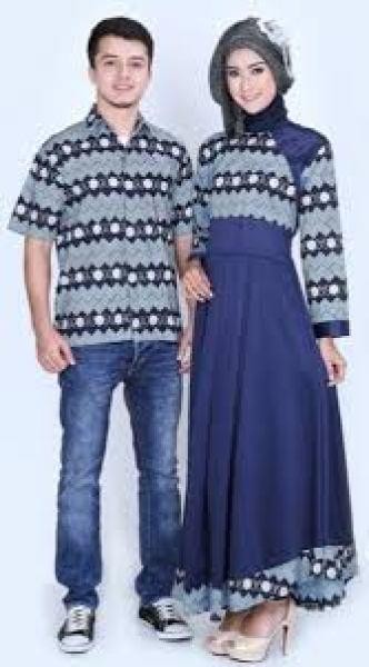 Model Busana Muslim Couple Keluarga Terbaru