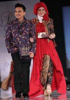 Contoh Baju Seragam Batik Keluarga untuk Pernikahan Terbaru