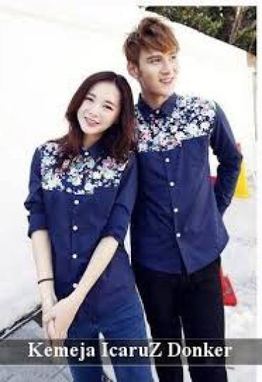 Model Baju Pasangan Kondangan Anak Muda Terbaru