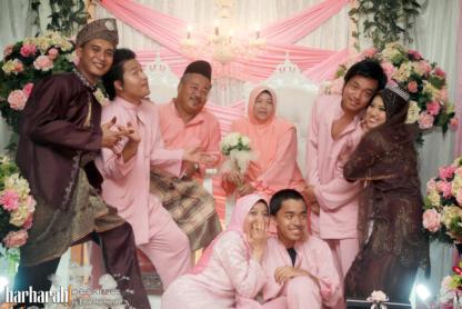 Model Baju Perkahwinan Malaysia Terbaru