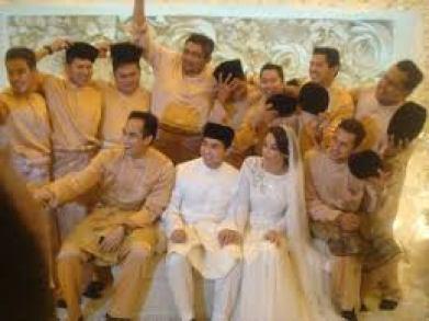 Model Baju Kebaya Couple Keluarga Untuk Perkawinan Terbaru