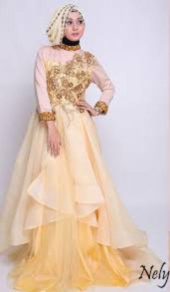Model Baju Dress Brokat Untuk Pesta Terbaru