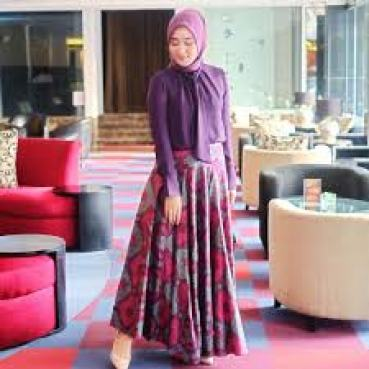 Model Baju Lebaran Untuk Anak Muda Terbaru