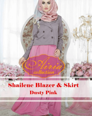 style hijab pendamping wisuda