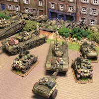Flames of war - Vehicle customization