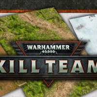 Kill Team - Tapetes/Tableros variados