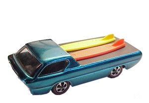 Hot Wheels: Deora