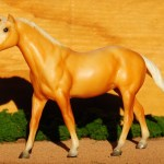 Palomino Model Equine Pedigree Assignment