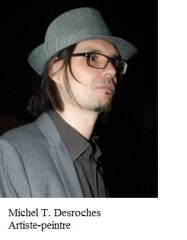 Michel T. Desroches Officiel