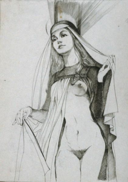 Vierge impure