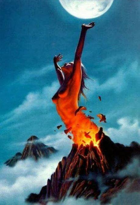 Femme de feu