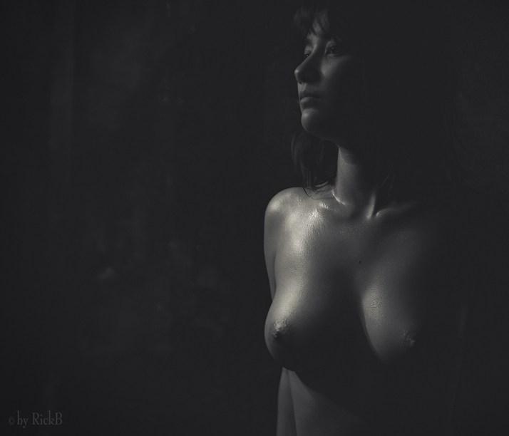 Dans la noirceur