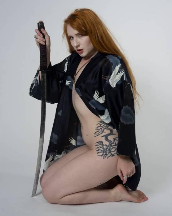 La samuraï