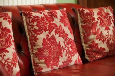 Chesterfield cushions