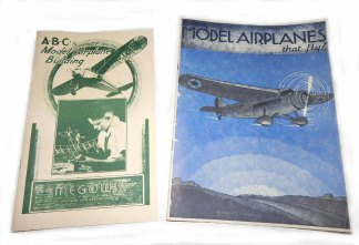 Reprints on Building Rubber Powered Model Airplanes | Model Flight
