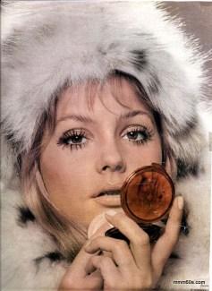 Kecia Nyman 1968 Maarie Claire Beauty
