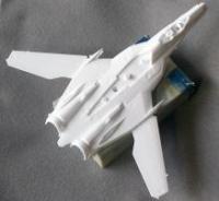 マクロスF VF-25F シェリルマーキングVer 制作02