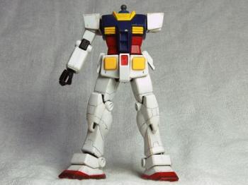 HGUC 1/144 RX-78-2 ガンダム 制作記01