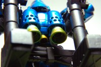 HGUC 1/144 MS-18E ケンプファー 制作05