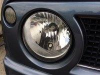ラパンSS(HE21S)ヘッドライト バルブ交換とLED化