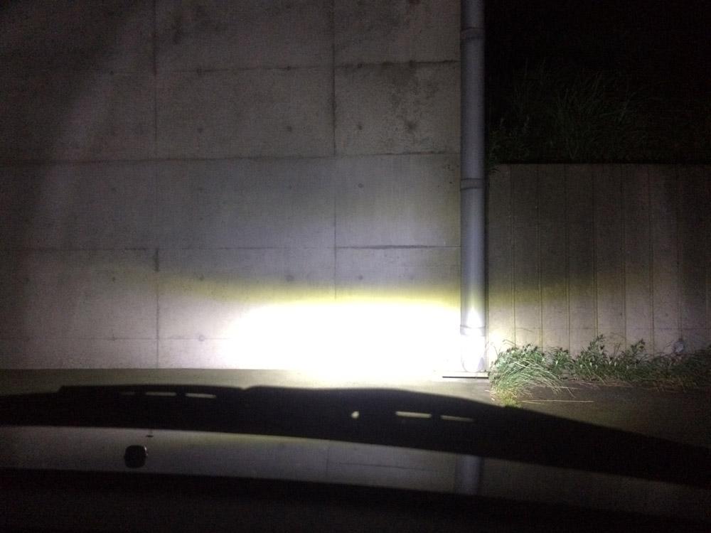 ラパンSS(HE21S)ヘッドライト LED ロービーム