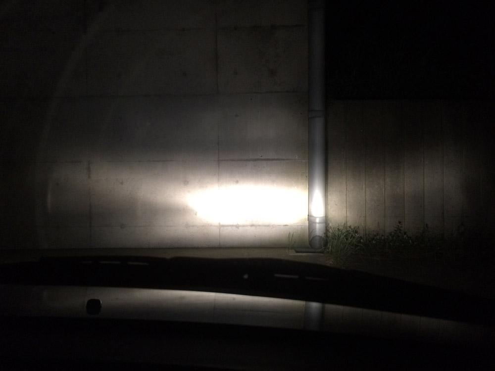 ラパンSS(HE21S)ヘッドライト ハロゲン ハイビーム
