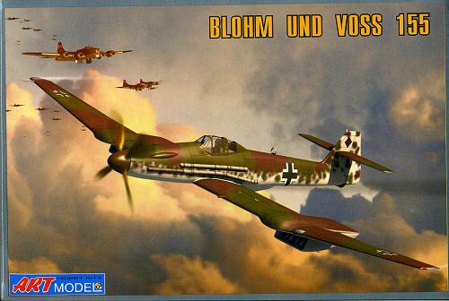 Resultado de imagen de blohm und voss bv.155 model kit