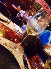 Mmm wine!