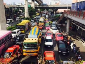 Trafficy Bankok.