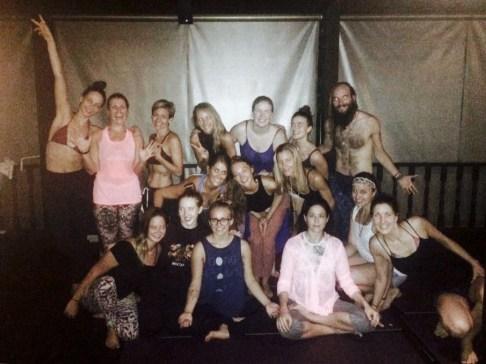 The Cacao Crew killin it on the dance floor!