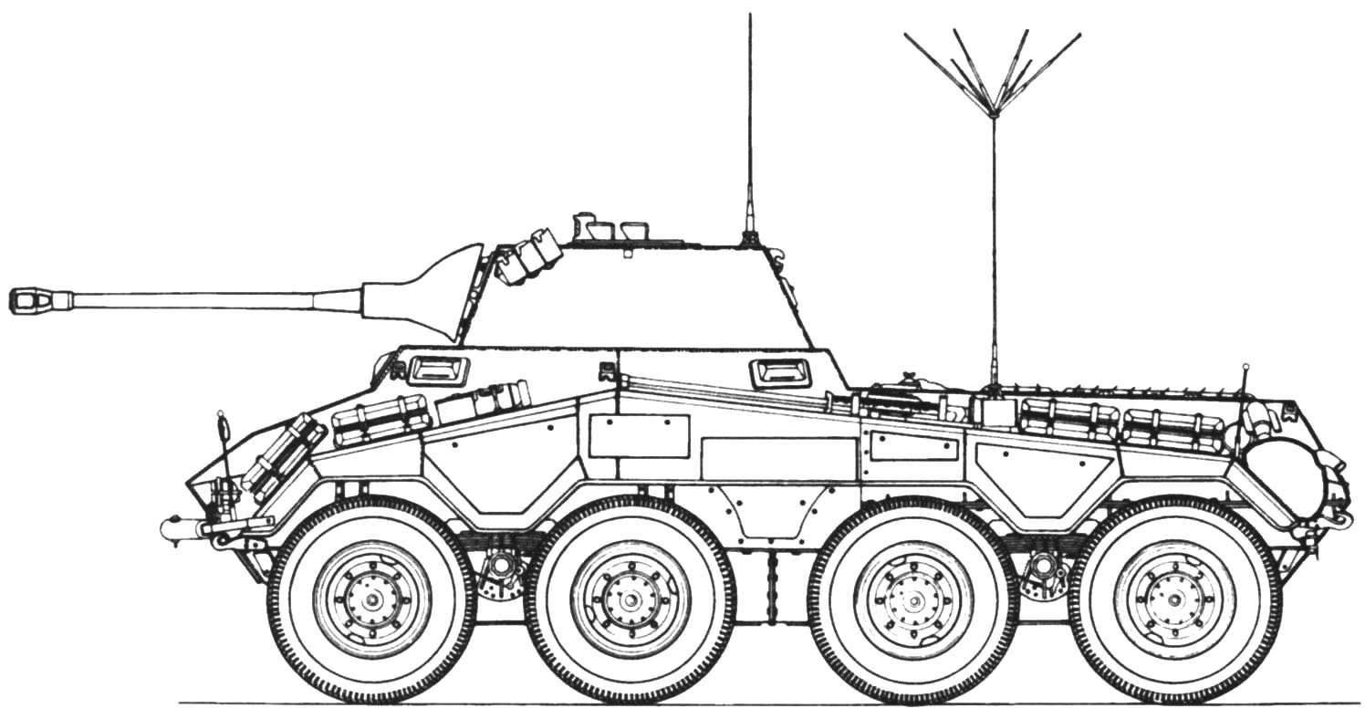 German Puma Of The S