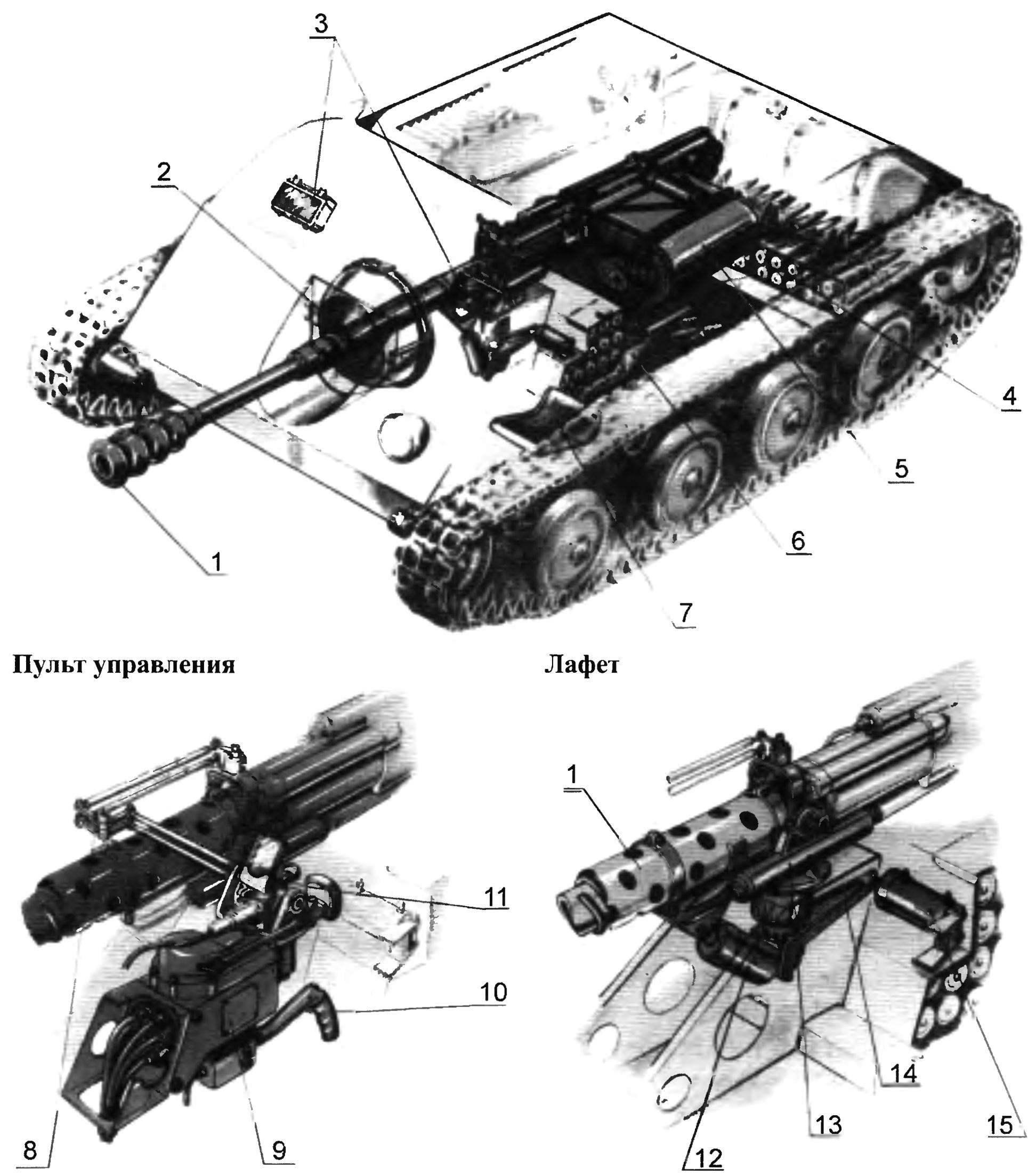 Airborne Self Propelled Gun Asu 57