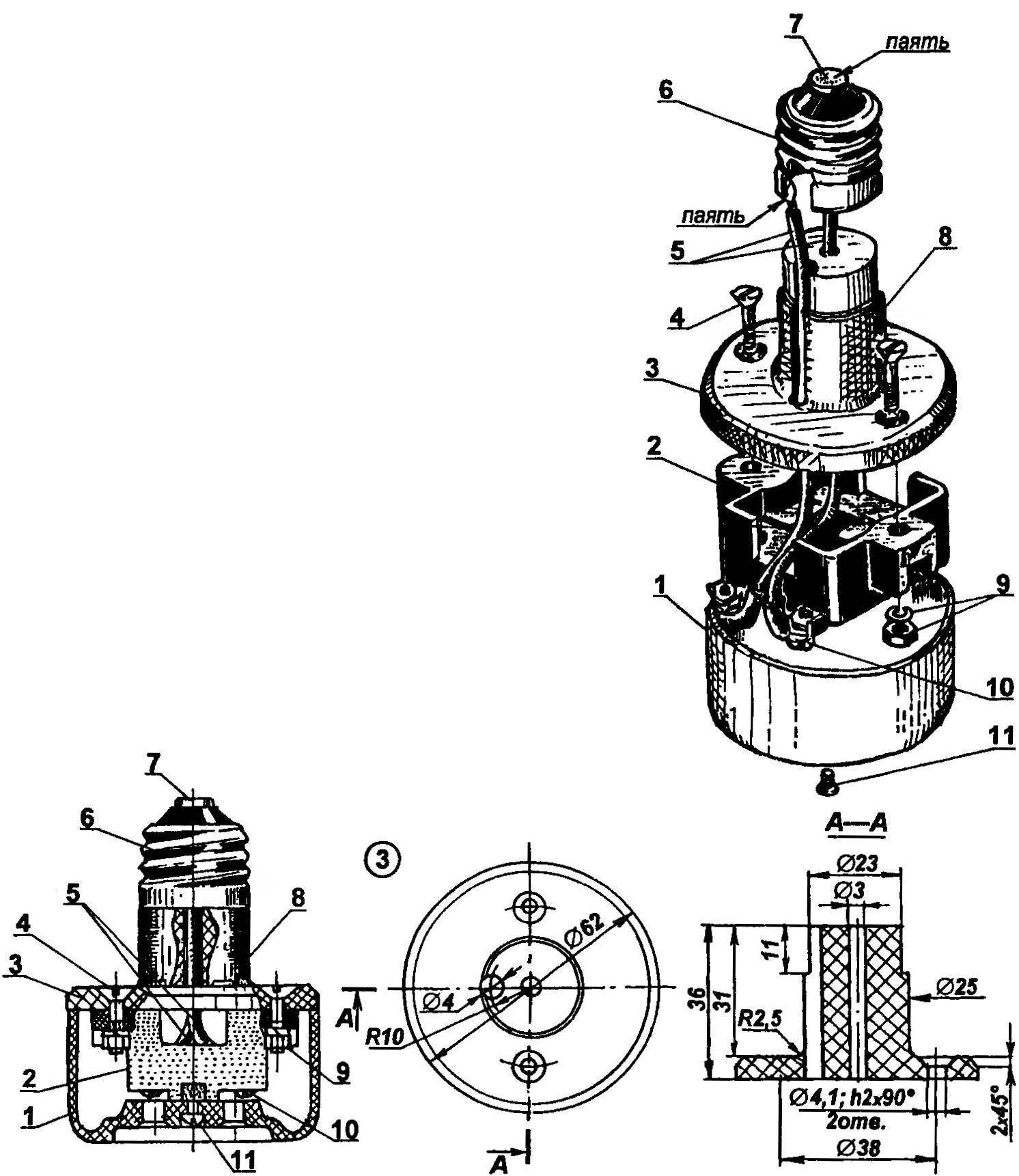 The Socket Where The Bulb