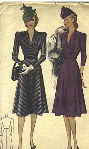 Pattern Help – Recreating a Vintage Dress Pattern
