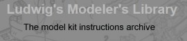 Model Kits Instructions Archive