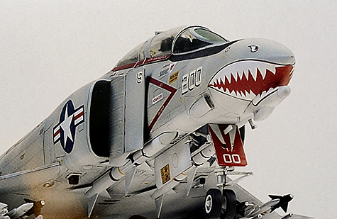 New Academy 1/48 F-4B