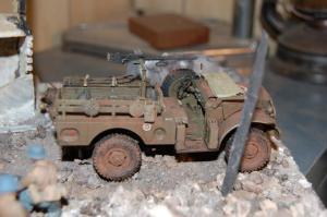 Dodge with mud