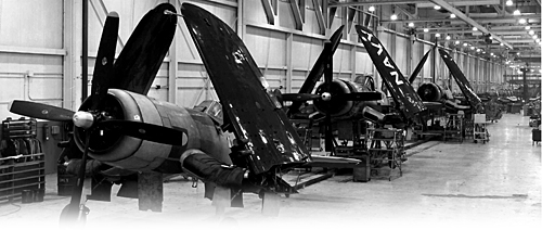 Corsair Production Line