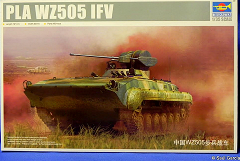 1/35 Trumpeter IFV