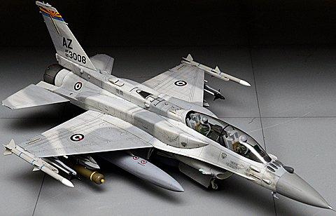 1/48 Hasegawa F-16F EU Viper