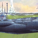 "1/72 German U-Boat Type VIIC/41 ""Atlantic Version"""
