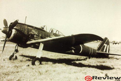 Nakajima Ki-43 aircraft