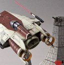 Bandai 1/72 A-Wing Starfighter UPDATE!