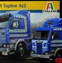 Italeri 1/24 Scania Topline 143M 4×2